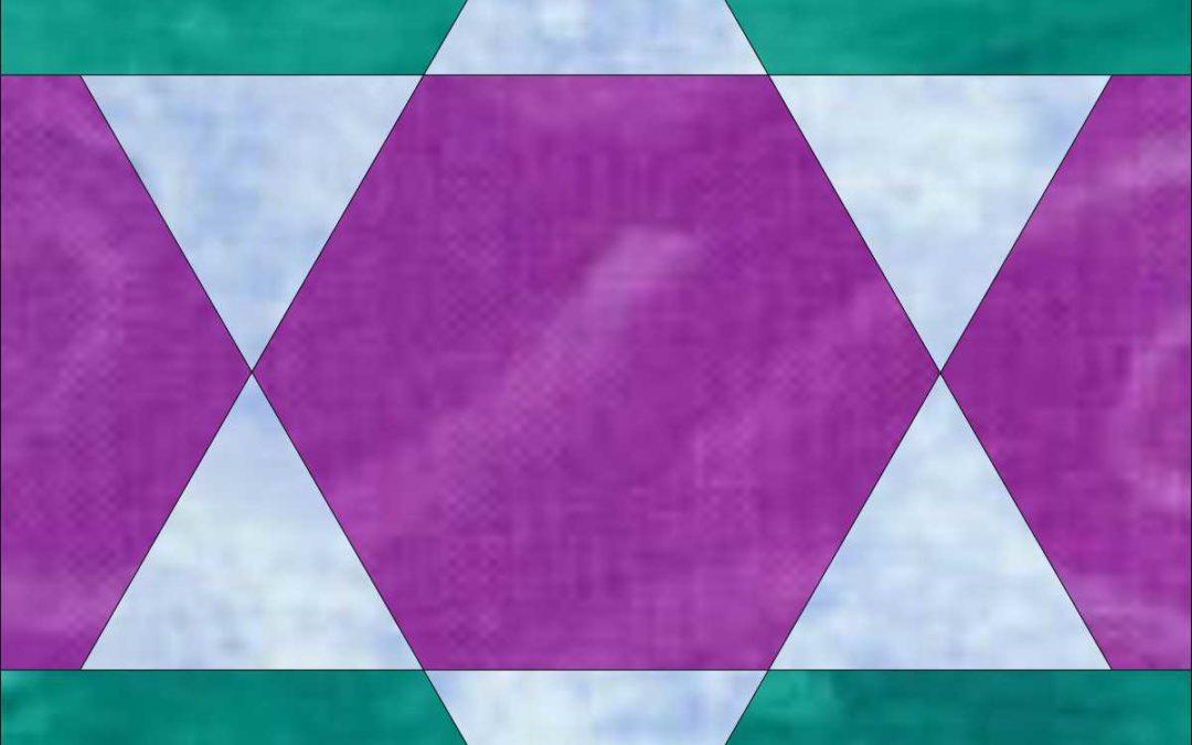 Patterns of Life 2017 Series; Star of Bethlehem, Block #3